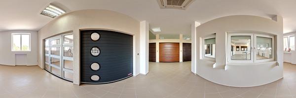 Showroom portes de garage mca for Porte de garage mca
